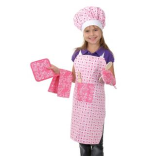 Toysmith 7-pc. Lil Gourmet Deluxe Chef Set