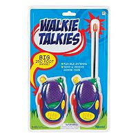 Toysmith 2-pack Walkie Talkies
