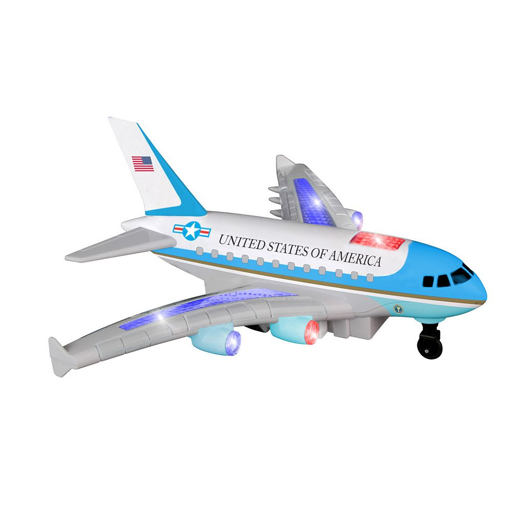 Daron Remote Control Air Force One Plane