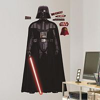 Star Wars Darth Vader Peel & Stick Giant Wall Decal