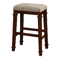 Linon Kennedy Bar Stool