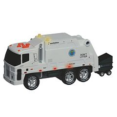 Daron New York City Operating Garbage Truck Set