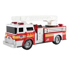 Daron New York City Fire Department Motorized Fire Truck & Ladder