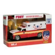 Daron New York City Fire Department Motorized Ambulance