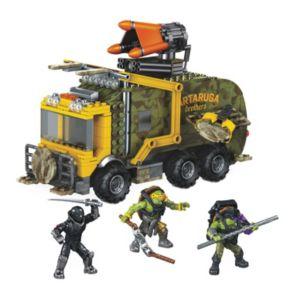 Mega Bloks Teenage Mutant Ninja Turtles Movie Turtle Van