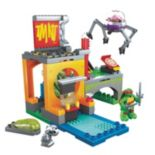 Mega Bloks Teenage Mutant Ninja Turtles Half-Shell Heroes Turtle Lair Battle
