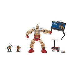 Mega Bloks Teenage Mutant Ninja Turtles Krang's Rampage