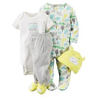 Baby Carters 4-pc. Giraffe Sleep & Play Set