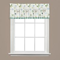 Saturday Knight, Ltd. Garden Discovery Valance - 58'' x 13''