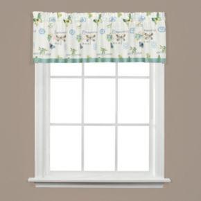 Saturday Knight, Ltd.  Garden Discovery Window Valance - 58'' x 13''