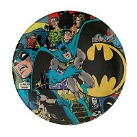 DC Comics Batman Dinner Plate by Zak Designs