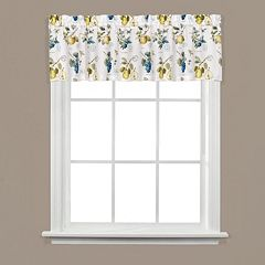 Saturday Knight, Ltd.  Botanical Fruit Window Valance - 58'' x 13''