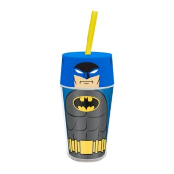 DC Comics Batman Double Wall Iconic Tumbler by Zak Designs