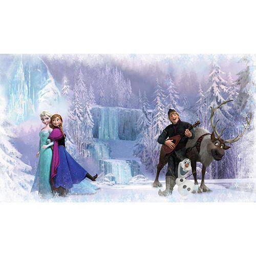 Disney's Frozen Removable Wallpaper Mural