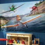 Disney's Planes Removable Wallpaper Mural
