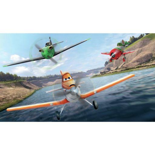 Disney's Planes Removable Wallpaper Mural