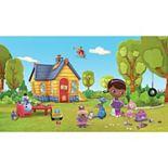 Disney's Doc McStuffins Removable Wallpaper Mural