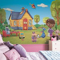Disney's Doc McStuffins Removable Wallpaper Mural