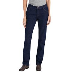 Women's Dickies Straight Leg Jeans