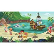 Disney's Jake and the Never Land Pirates Removable Wallpaper Mural