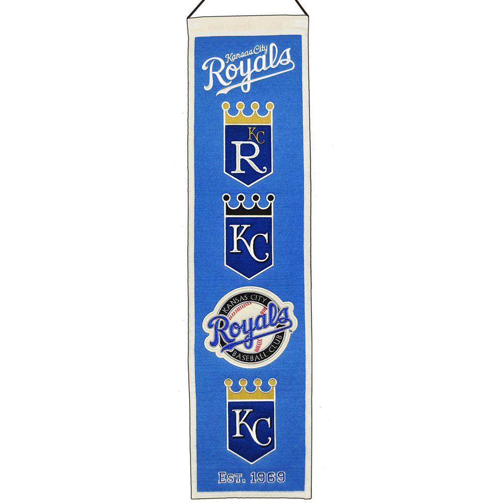 Kansas City Royals Heritage Banner