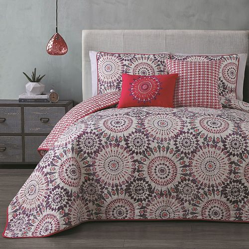 Avondale Manor Cortez 5-piece Quilt Set
