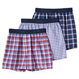 Boys 6-20 Hanes Ultimate® 3-Pack Boxers