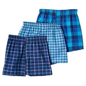 Boys Hanes Ultimate 3-Pack Boxers
