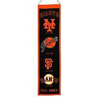 San Francisco Giants Heritage Banner