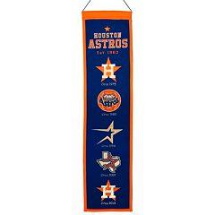 Houston Astros Heritage Banner