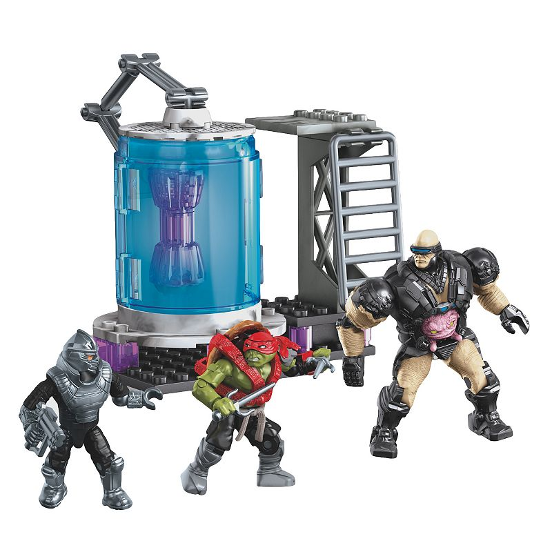 Mega Bloks Teenage Mutant Ninja Turtles Movie Cryo Chamber, Multicolor