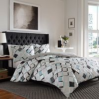 City Scene Jackson Duvet Cover Set