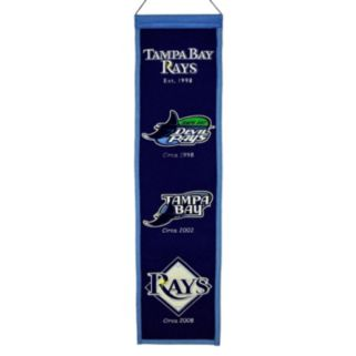 Tampa Bay Rays Heritage Banner