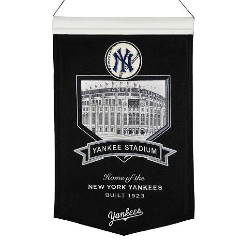 New York Yankees Yankee Stadium Banner