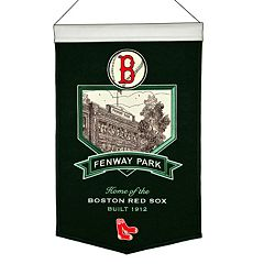 Boston Red Sox Fenway Park Banner