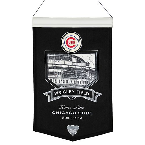 Chicago Cubs Wrigley Field Banner