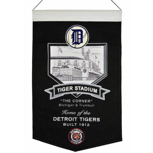 Detroit Tigers Tiger Stadium Banner