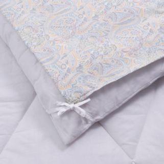 Atlantis 5-piece 300 Thread Count Egyptian Cotton Percale Printed Duvet Cover Set