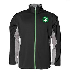 Big & Tall Majestic Boston Celtics Fleece Jacket