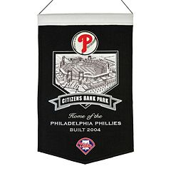 Philadelphia Phillies Citizens Bank Park Stadium Banner