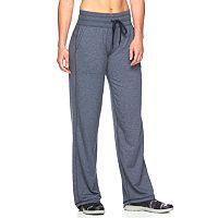 Women's Tek Gear® Easy French Terry Wide Leg Pants