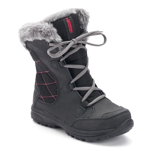 choose official 2019 discount sale on wholesale Columbia Ice Maiden Lace II Girls' Waterproof Boots