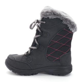 Columbia Ice Maiden Lace II Girls' Waterproof Boots