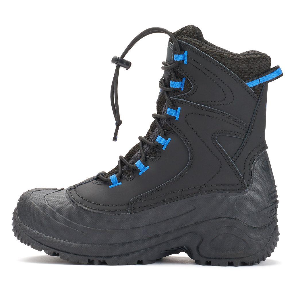 Columbia Bugaboot III Boys' Waterproof Winter Boots