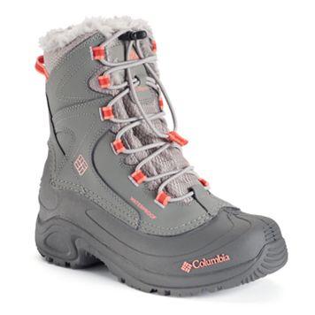 Columbia Bugaboot III Girls' Waterproof Winter Boots