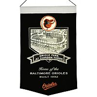 Baltimore Orioles Oriole Park at Camden Yards Banner