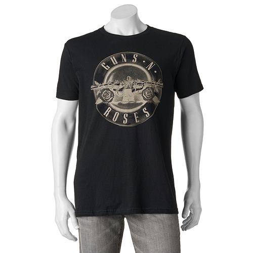 Men's Guns N' Roses Bullet Tee