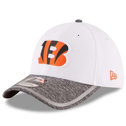 Adult New Era Cincinnati Bengals 39THIRTY Training Camp Fitted Cap