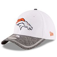 Adult New Era Denver Broncos 39THIRTY Training Camp Fitted Cap