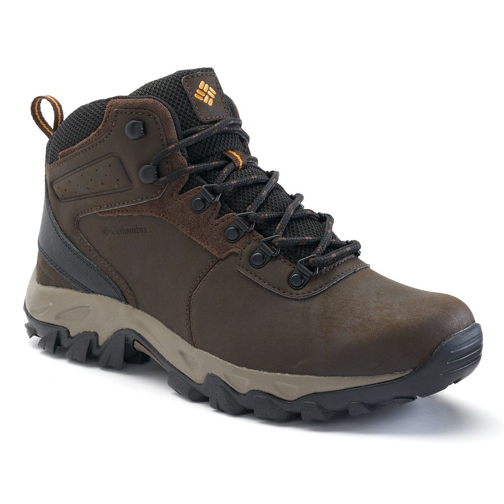 8bf298d26b7 Columbia Newton Ridge Plus II Waterproof Men's Hiking Boots